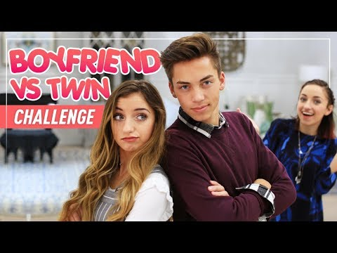 Thumbnail: BOYFRiEND vs TWiN SiSTER | Who Knows Bailey Better???