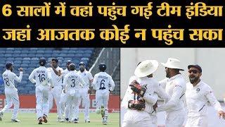 Innings और 137 रनों से South Africa को हराकर India ने नया Record बनाया है। Virat Kohli