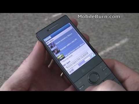 HTC S740 Review - Part 2 of 3 (in HD) - UI, Messaging, Browser