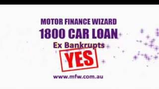 Motor Finance Wizard - Jingle - 30 sec