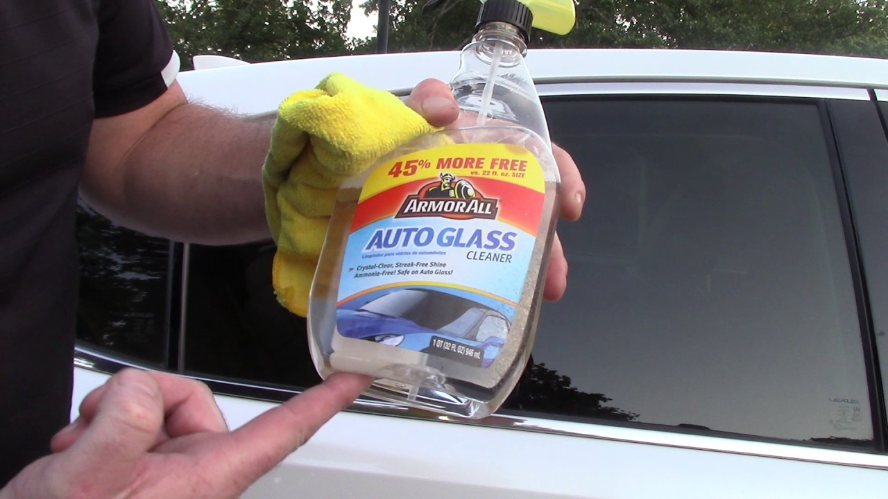 Armor All Auto Glass Cleaner - Is It Worth Buying?