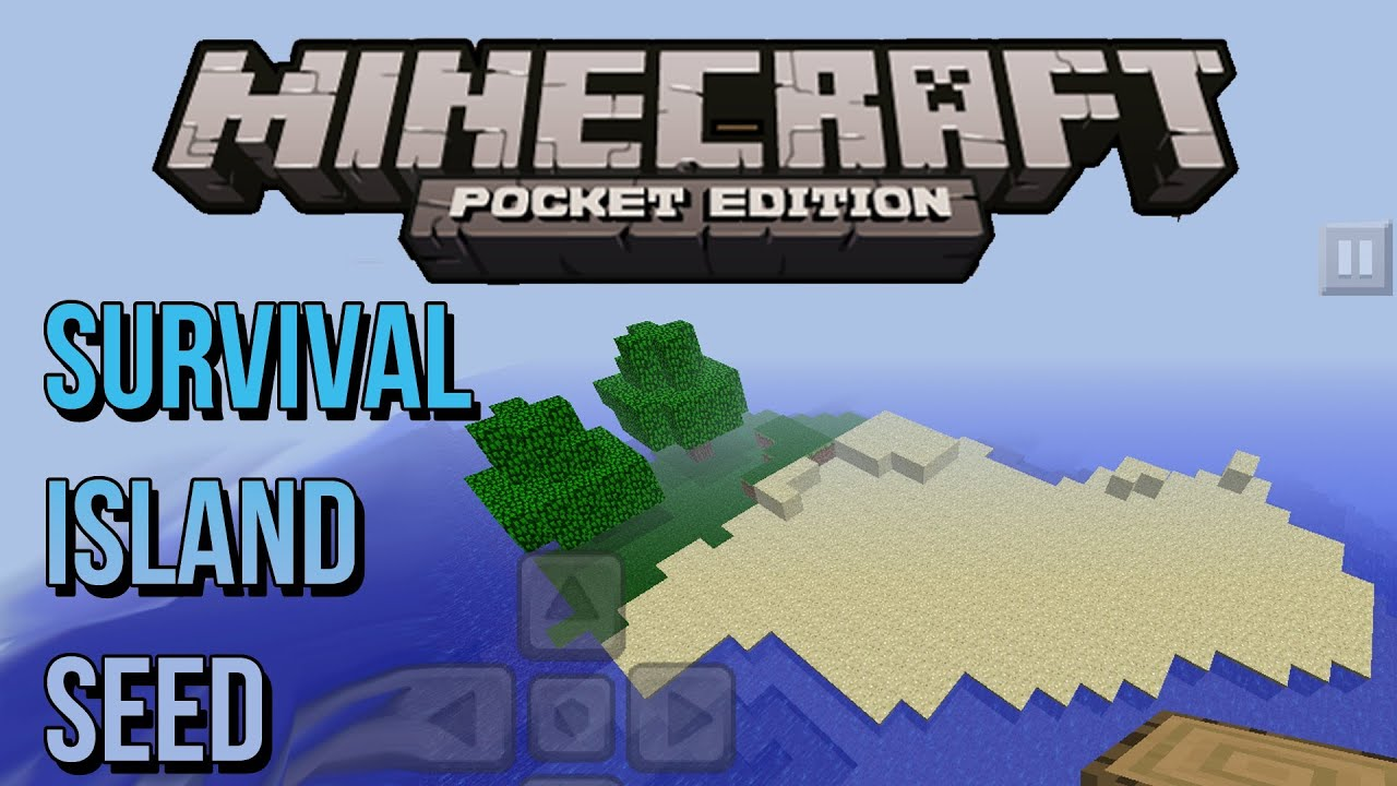 Best Survival Island Seed For Minecraft Xbox  Edition