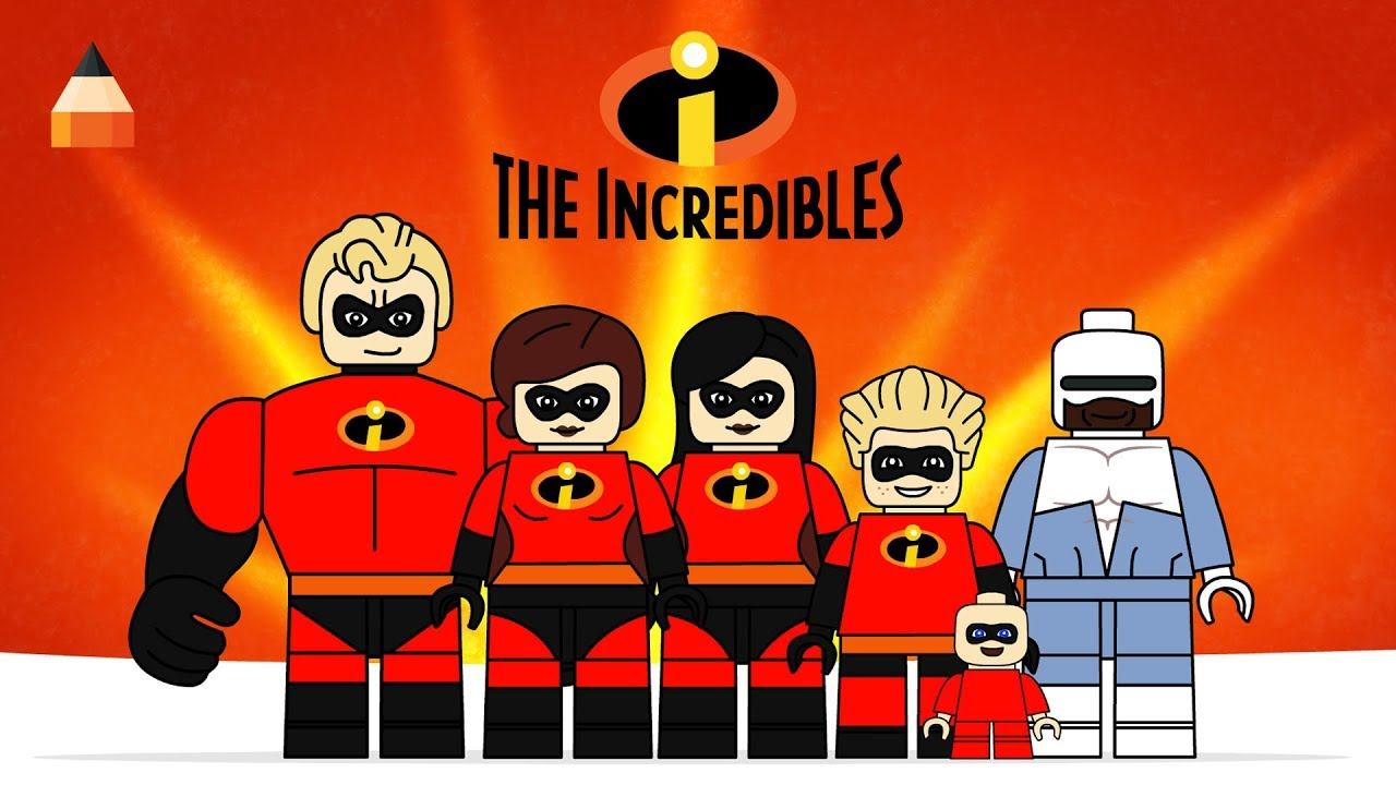 how to draw incredibles drawing lego incredibles 2 coloring pages