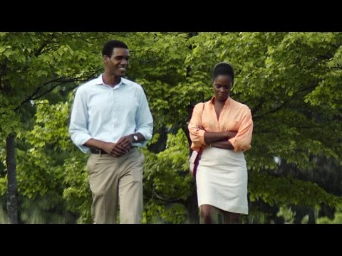 WATCH: Barack and Michelle Obama Go on Their First Date in 'Southside With You'