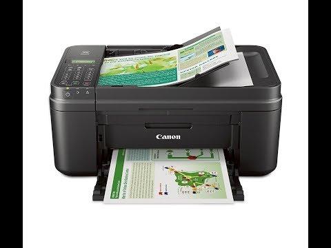 2017 11 30 ZOC Canon MX492 Wireless All IN One Small Printer, Print, Copy, Scan, Fax