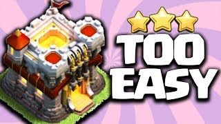 BEST TH11 Attack Strategy 2018! 3 Star Every Time in Clash of Clans
