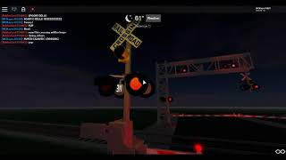 ROBLOX: Testing Rairoad Crossings with My Friends in CD Game (Part 2)
