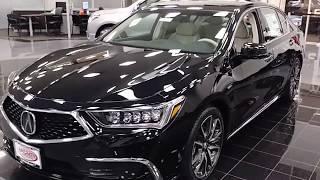2018 Acura RLX Sport Hybrid SH-AWD Advance at McGrath Acura of Morton Grove