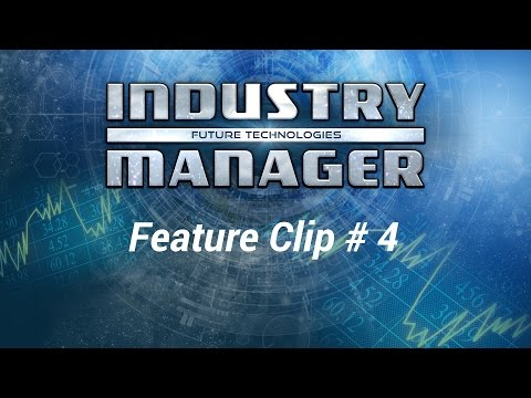 Industry Manager: Future Technologies - Feature-Clip #4 [EN]