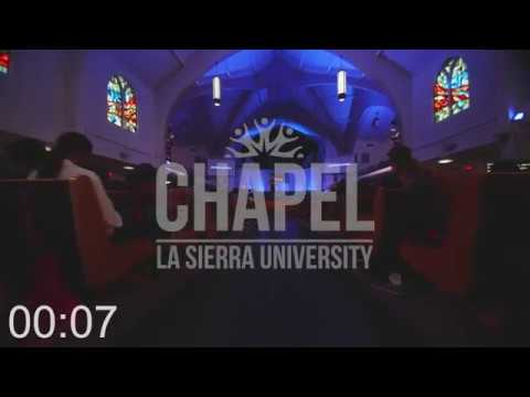 La Sierra University Chapel Countdown 2017