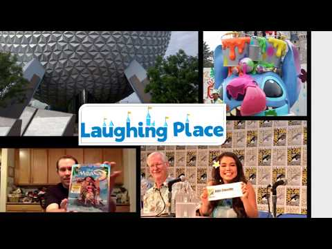 Laughing Place D23 Expo PowerPoint Demo