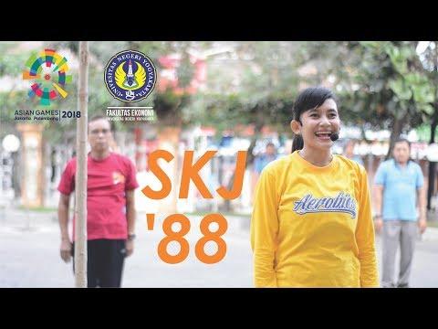 FE UNY SKJ 88 for Asian Games 2018