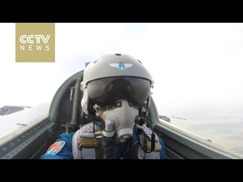The Eagles of Tianshan: Elite pilots of the Chinese Air Force