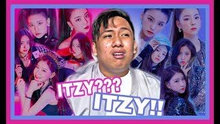 GET TO KNOW : JYP's NEW Girl Group!!! ITZY!!