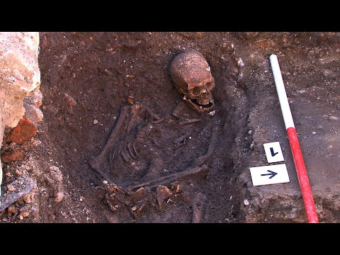 Video image: The search for King Richard III