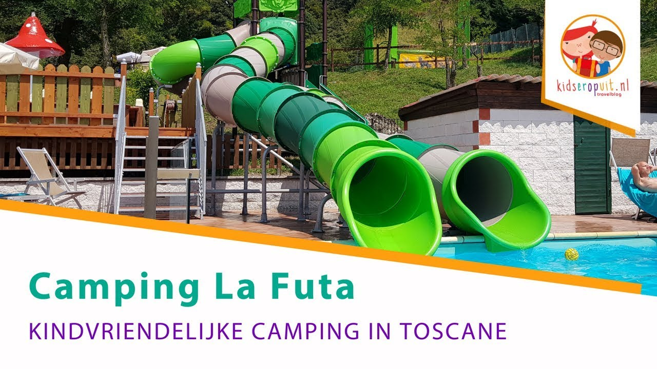 Camping Toscaanse Kust Zwembad Camping La Futa In Toscane