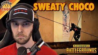 chocoTaco Plays Sweaty - PUBG Solos Gameplay