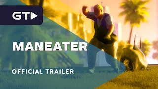 Maneater: Eat, Explore, and Evolve Trailer | The Game Awards 2019