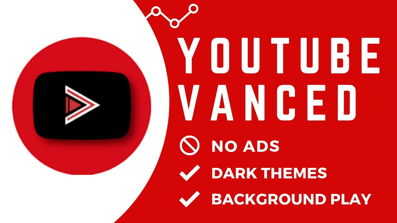 Youtube Vanced [Non-Rooted] No Ads   Dark Theme   Background Play 🔥🔥