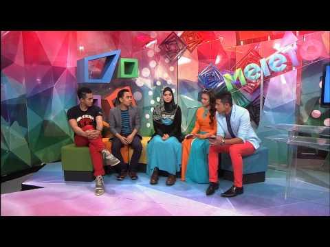 MeleTOP - Temubual bersama Fizo Omar, Hafiz Hamidun & Diana Amir [16.07.2013] from YouTube · Duration:  20 minutes 11 seconds