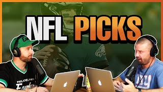 NFL Thanksgiving Picks MEGAPODCAST - Sports Gambling Podcast (Ep. 758)
