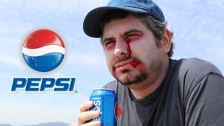 Pepsi rettet die Welt