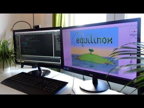 One Week of Indie Game Development - Equilinox