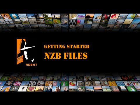 Agent Getting Started - 7. NZB Files