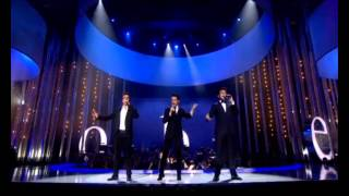Il volo performing at the Nobel Peace Prize 2012