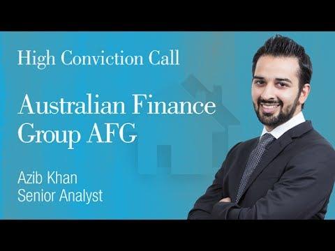 High Conviction Stocks: Australian Finance Group (ASX:AFG), Azib Khan