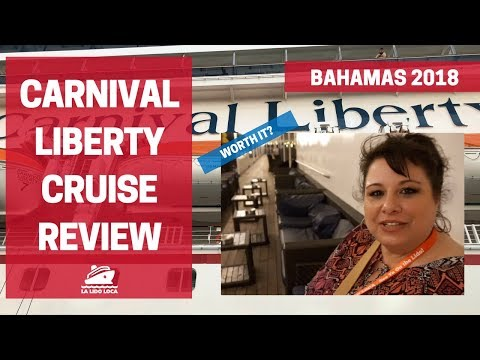 Carnival Liberty Cruise Review - Worth It?