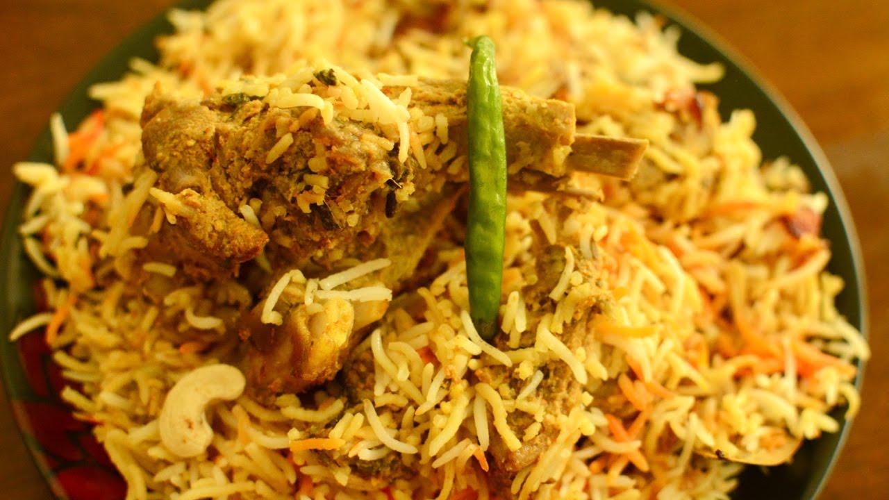 recipe: mutton dum biryani recipe in hindi [6]