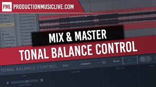 Tonal Balance Control - Mixing & Mastering with OZONE 8 & Ableton 10