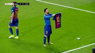 Lionel Messi vs Real Madrid Away 16-17 HD 1080i 23042017 - English Commentary