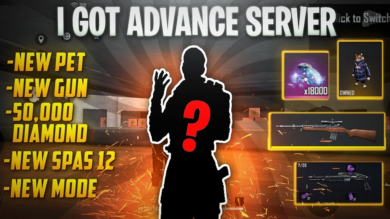 Free Fire Advance Server First Look 😍New Self Revive Character , Tiger Pet ,New Guns ,New Mode 🔥🔥