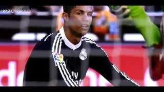 اهداف ومهارات افضل لاعب في العالم كريستيانو رونالدو 2015