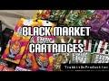 Please be aware of Fake Cartridges (Exotic Carts, Supreme Vapes, Mario Carts, Dank Vapes)