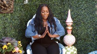 Celebrity House Sitting: Phaedra Parks' Glam Mansion