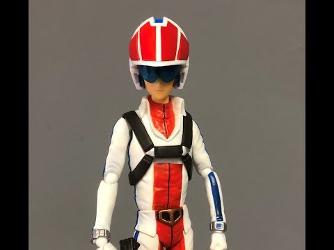 KNERDOUT Episode 267 Kitzconcept Robotech Macross Saga Rick Hunter Action Figure Review