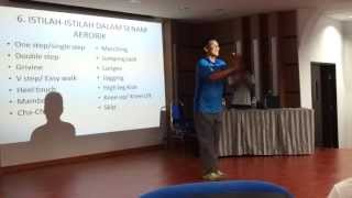 Aerobic Instructor course