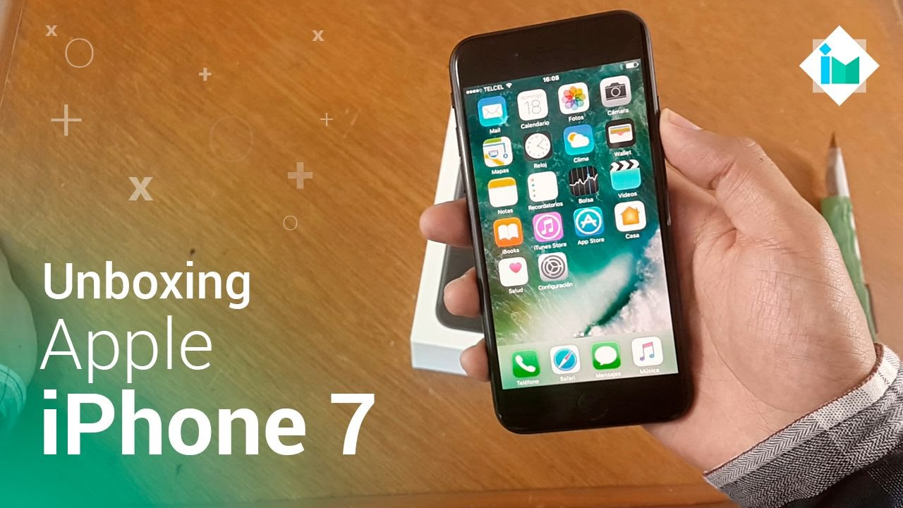 pictures of the iphone 1 apple iphone 7 unboxing en espa 241 ol 8292