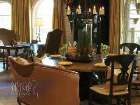 Atlanta interior design atlanta magazine dream home youtube Home designers atlanta