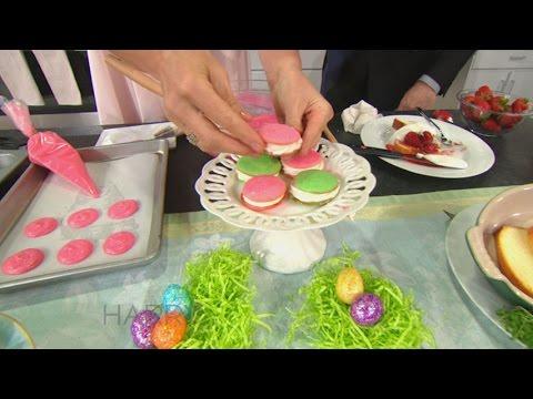 Springtime Treats With Sandra Lee