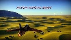"War Thunder - ""Seven Nation Army"" - Kill Montage #23 + Duels w/MalyV13, Fails, Close Calls"