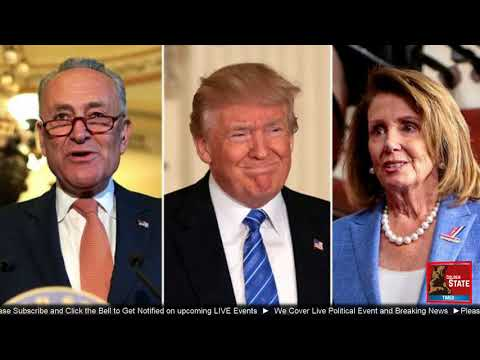 BREAKING NEWS: President Donald Trump just reached a deal with top Democrats on DACA..WALL Uncertain