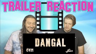 DANGAL Trailer Reaction #AamirKhan #trailerreaction