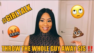 5 SIGNS YOU'RE DATING A F#%k BOY ‼️🤦♀️🙄🤬😱| LEAVE HIM IF HE DOES THESE 5 THINGS ‼️| ((MUST WATCH