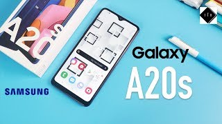 Samsung Galaxy A20s Unboxing and Review! Should You Buy this instead ?