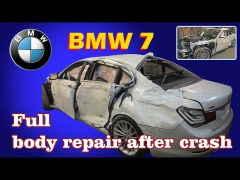 BMW 7  Full repair. Полный ремонт. - Простые вкусные домашние видео рецепты блюд