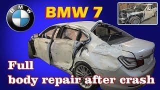 BMW 7  Full repair. Полный ремо�